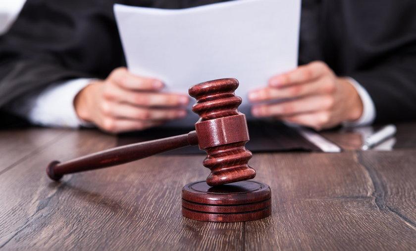 Strzelanina w sądzie. Znany polityk na sali
