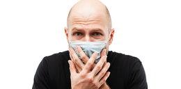 Koronawirus jest bardziej niebezpieczny dla łysych mężczyzn? Zaskakujące badania