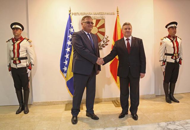 Mladen Ivanić i Đorđe Ivanov