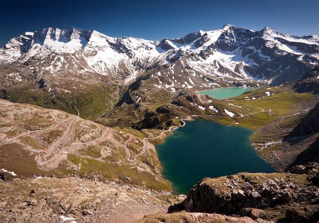 Gran Paradiso. Najpiekniejsze miejsca Włoch