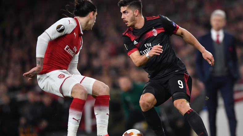 Arsenal – AC Milan
