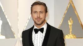 Oscary 2017: Ryan Gosling w koszuli z żabotem. Odważnie! Podoba wam się?
