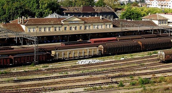 Železnička stanica u Subotici