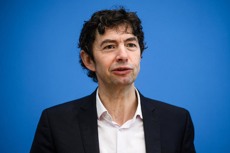 Kristijan Drosten EPA CLEMENS BILAN