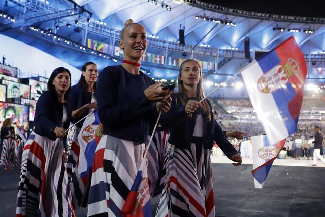 Olimpijski tim Srbije