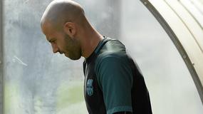 Javier Mascherano chce zostać w Barcelonie