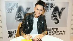 Agnieszka Chylińska na szczycie OLiSu