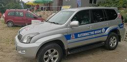 Szok! Ratownicy kupili kradzione auto