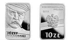 Nowe monety z Piłsudskim. Już niedługo w obiegu