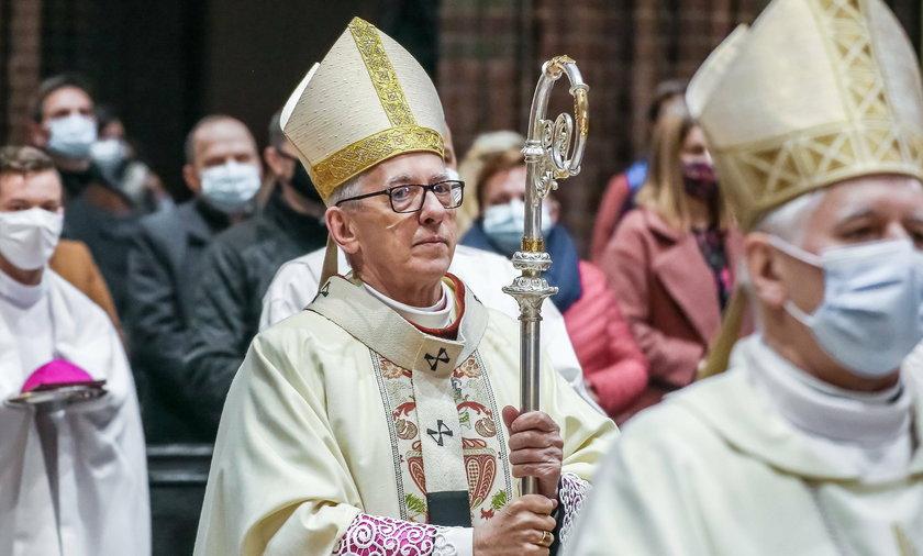 Abp Skworc złożył rezygnację z członkostwa w Radzie Stałej Konferencji Episkopatu Polski i z funkcji przewodniczącego Komisji ds. Duszpasterstwa KEP.