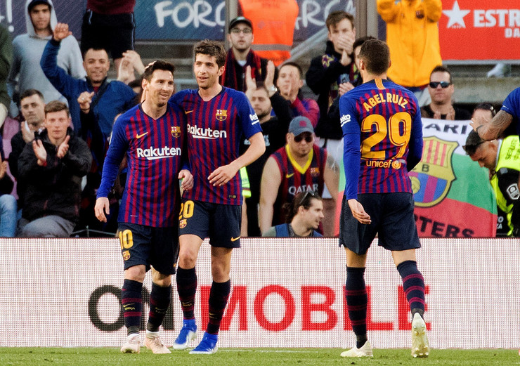 FK Barselona, FK Hetafe