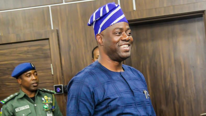 Gov. Seyi Makinde of Oyo State (Guardian)