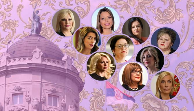 Žene o kojima se priča: ministarke u novoj Vladi Srbiji