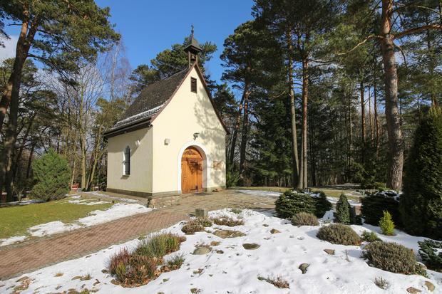 Sanktuarium Matki Bożej Trzykroć Przedziwnej, Góra Chełmska