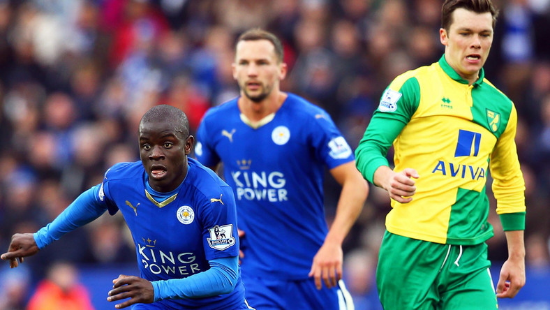 Leicester City - Norwich City