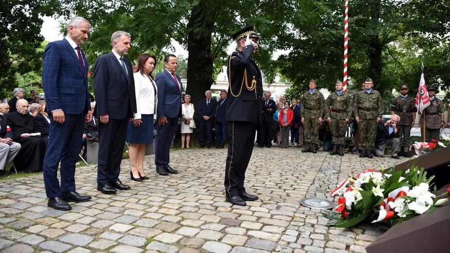 obchody 77. rocznicy Powstania Warszawskiego w Poznaniu fot. UMP