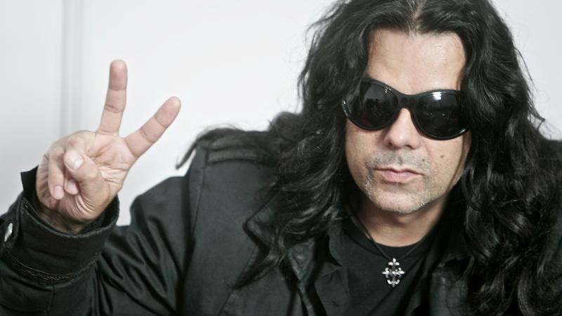 Paweł Mąciwoda - gitarzysta Scorpions