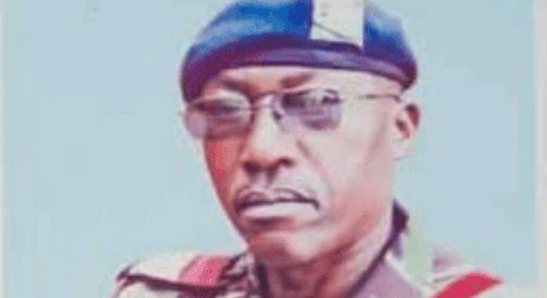 "KDF officer behind famous phrase ""Sema Kimeumana passes on"