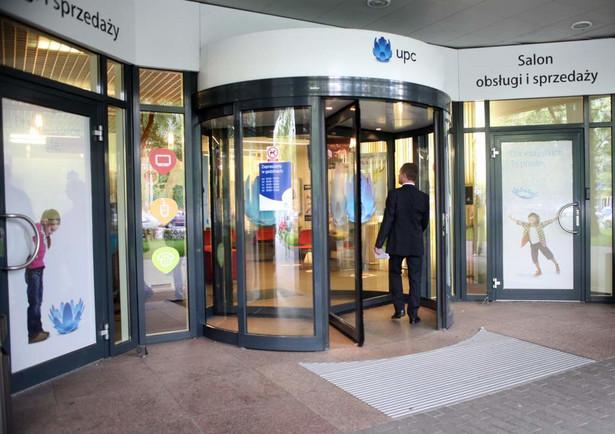 Salon sprzedaży i obsługi klientów UPC. Fot. Materiały prasowe UPC