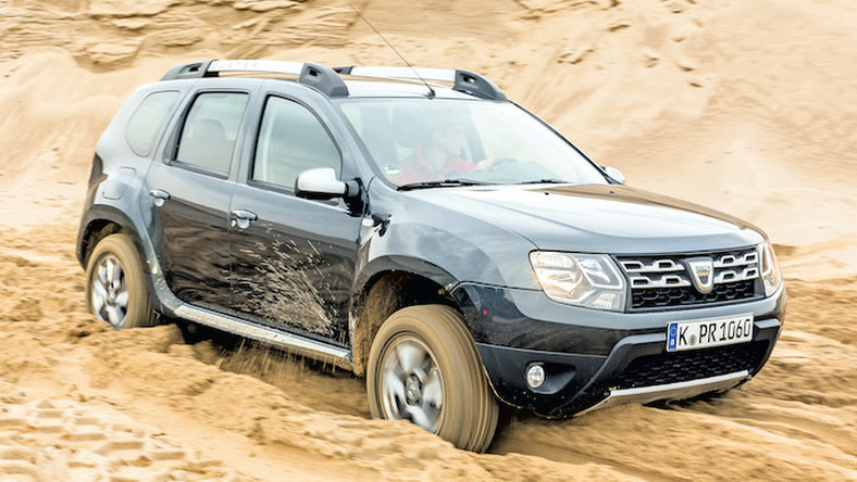 Dacia Duster 1.5 dCi 110 - Supertest