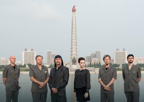 Laibach u Severnoj Koreji