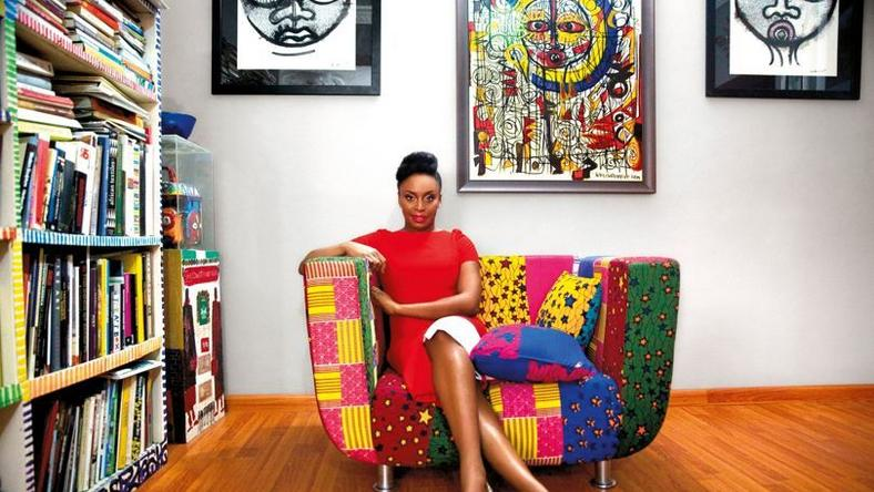 Chimamanda Ngozi Adichie is the new face for Boots No7 Makeup line