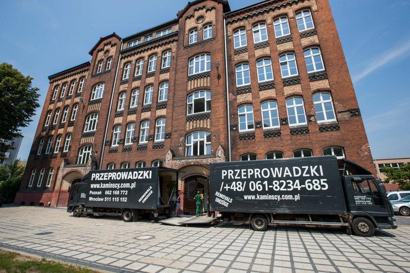 Nowa siedziba liceum nr 8 w Poznaniu