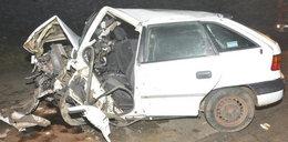 Tragiczny wypadek pod Jarosławiem. Zginęło dwóch młodych kierowców, cztery osoby ranne