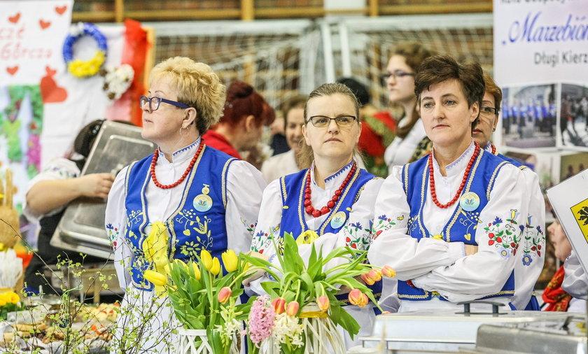 Turniej Kol Gospodyn Wiejskich w Zukowie