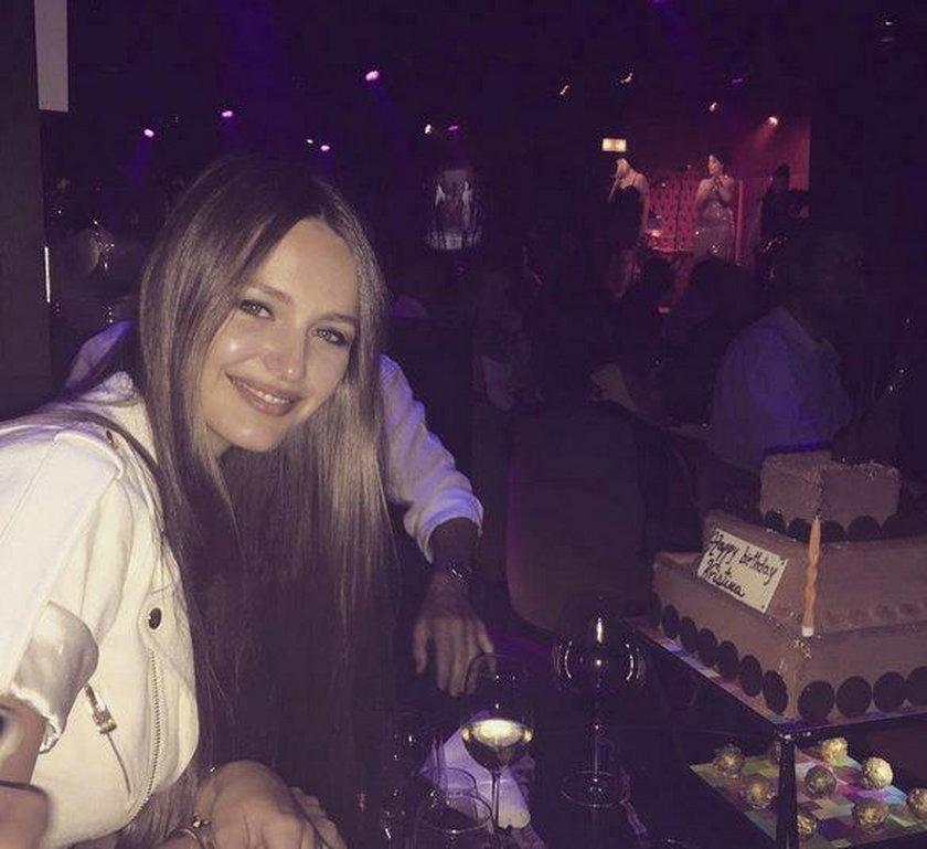 22-letnia Kristina Romanowa