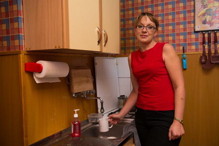 Agata Dobrowolska (37 l.), uważa, że liczniki przedpłatowe są dobrym rozwiązaniem