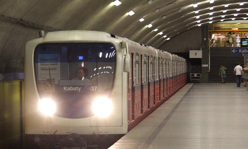 Warszawskie metro