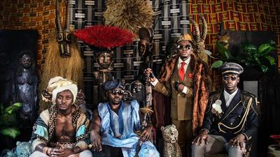 Two artists we have featured in our new album - Sauti Sol