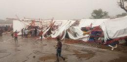 Tragedia podczas modlitwy. Nie żyje 14 osób