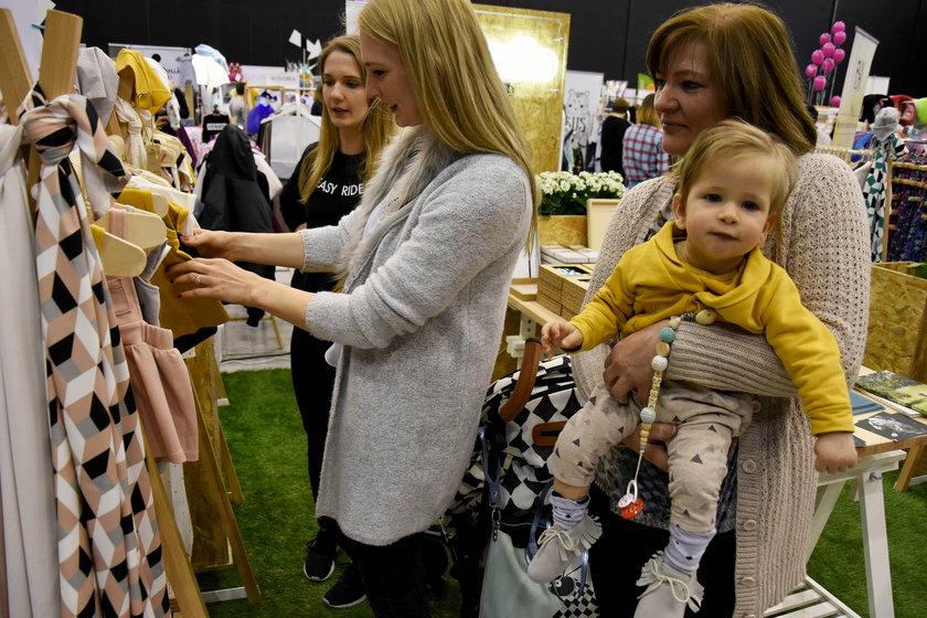 Targi mody i dizajnu dla dzieci