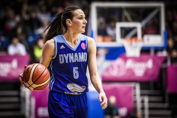 Reprezentativka Srbije Sonja Petrović
