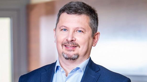 Rafał Sekuła, dyrektor Biura HR Emitel S.A.