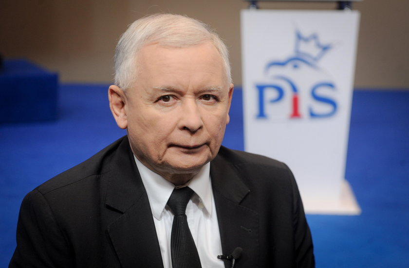 Jarosław Kaczyński zamieścił nekrolog Pawła Adamowicza