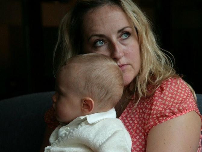 Rodila sam ćerku, i nisu me hteli ni muž ni moji roditelji. Ostale smo na ulici, a onda sam pokucala na jedna vrata u Beogradu