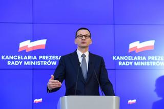Morawiecki: Nie grozi nam hiperinflacja, tylko zjawiska deflacyjne