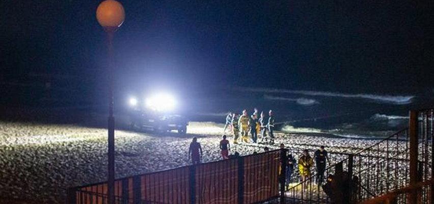 Nocną ciszę przerwały głośne krzyki kobiet. Akcja ratunkowa w Dziwnówku