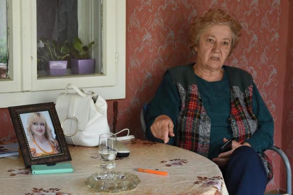 Olgica Gnjidić, majka ubijene Branislave