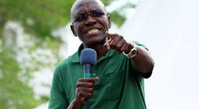 Bonny Khalwale addresses the press after being teargassed in Mumias, picks new fight with Raila [Video]