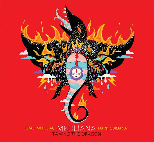 "Brad Mehldau/Mark Guiliana ""Mehliana: Taming the Dragon"""
