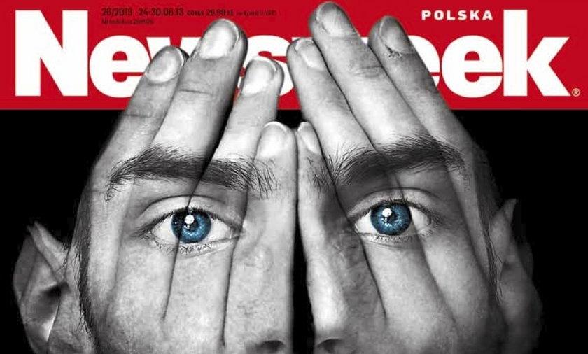 newsweek okladka