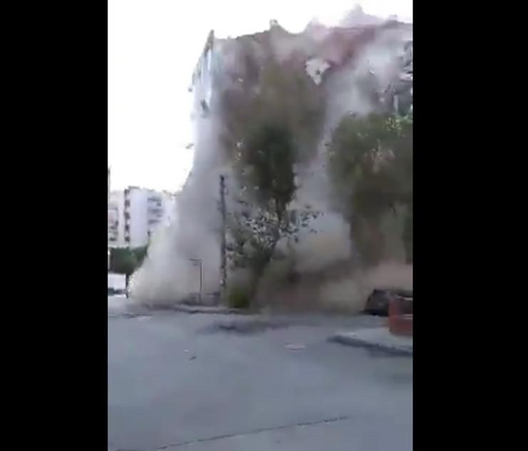 Izmir zemljotes