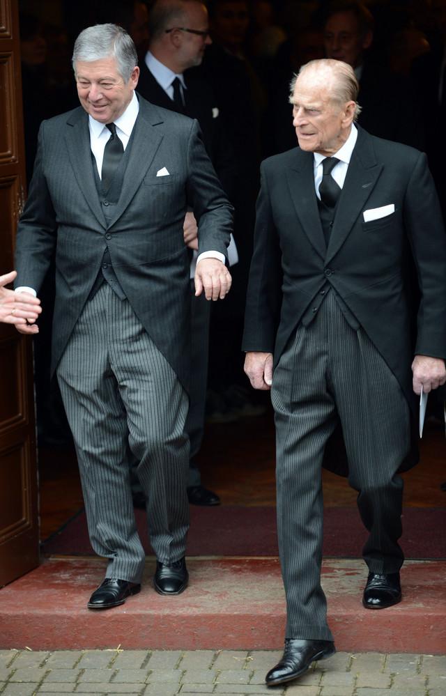 Princ Filip i kralj Aleksandar Karađorđević