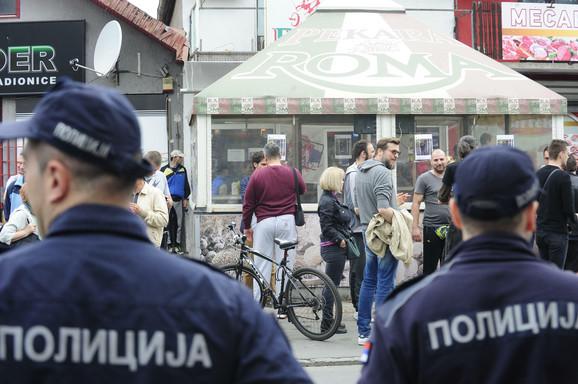 Svaki protest nadgledala je policija