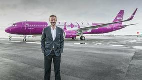 Linie lotnicze Wow air chcą w przyszłości oferować darmowe loty, a nawet do nich dopłacać