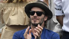 David Beckham pokazał zdjęcie z synem. Tym razem to nie Brooklyn!